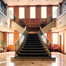 1Executive-Offices-Columbia,-SC-Staircase