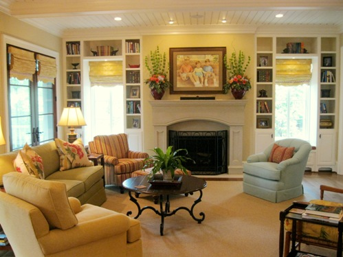French Country Living Room Colors The Living Room Color Scheme