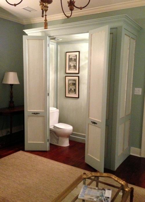 Half Bathroom Closet Brightpulse Us