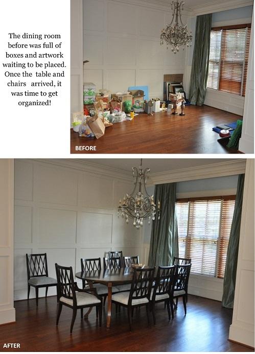 work - dining room