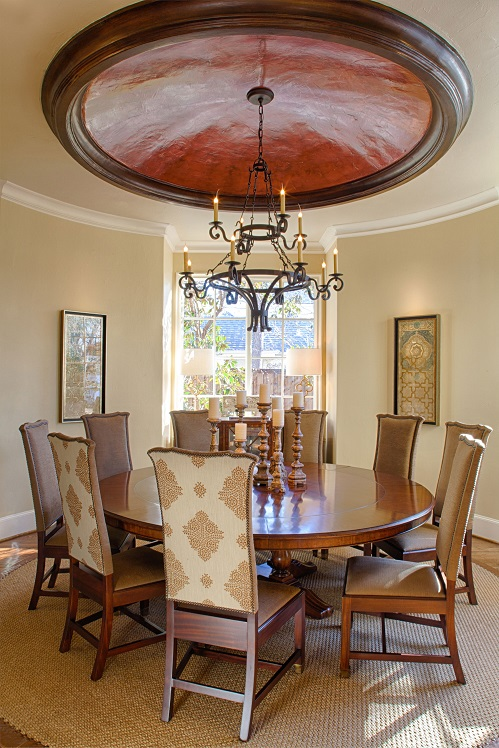Villa- dining room