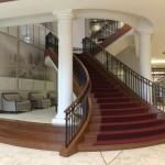 Alumni House Stair