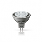 MR 16: for small high intensity track lights